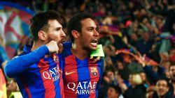 """Neymar vertelt hoe zijn vriendschap met Messi begon: """"Ik moest bijna huilen. Ik vertel dat verhaal altijd aan mijn familie en vrienden"""""""