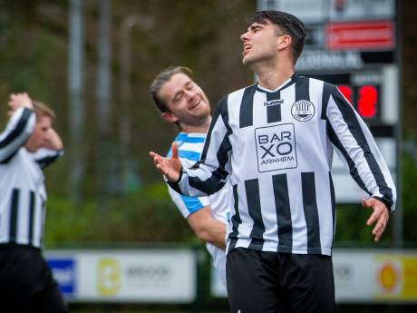 'Arnhems voetbal' voorziet zware verliezen door corona-ingrepen