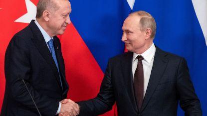 Turkije en Rusland zijn akkoord over details wapenstilstand in Idlib