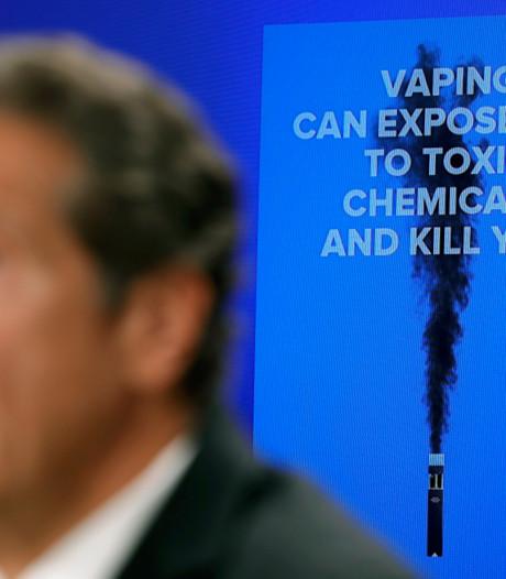 Strengere regels New York voor e-sigaretten