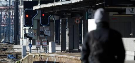 """La SNCB prolonge son """"service de trains d'intérêt national"""" jusqu'au 19 avril"""