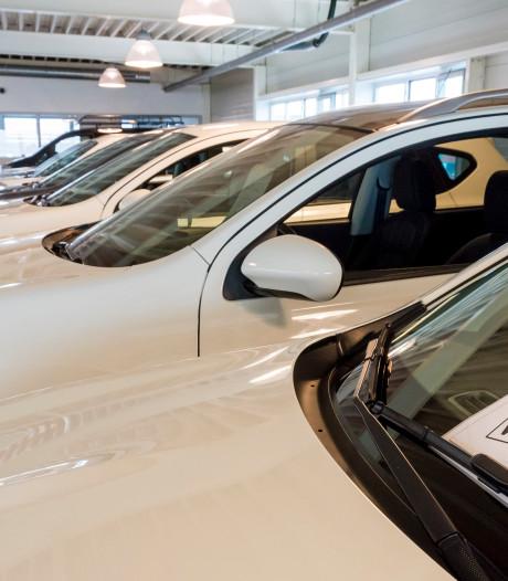 Auto- en motorbranche ziet omzet stijgen
