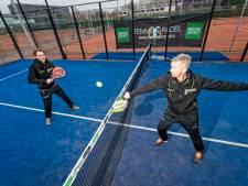 Tennisclub Nieuwe Sloot blijft op eigen complex