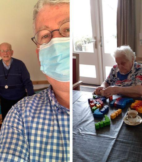 Dementerende ouderen uit Voorst zijn verhuisd naar Twello: 'Mijn vader was doodop en heeft nu diarree'