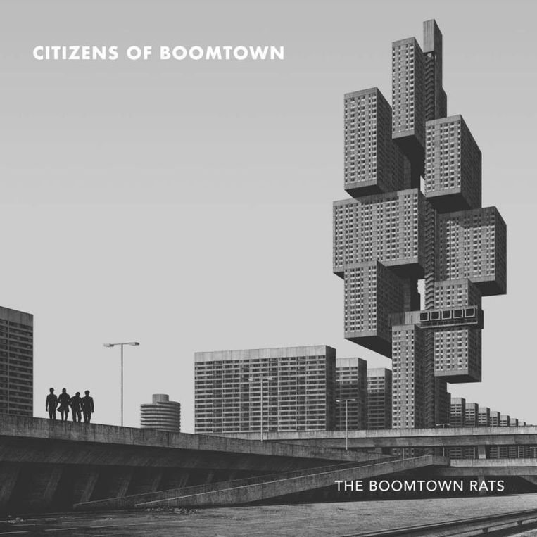 The Boomtown Rats Citizens of Boomtown (BMG) Beeld
