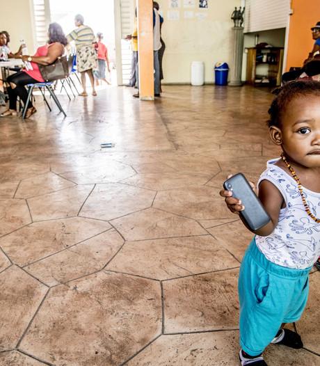 Rode Kruis: digitaal geld bij hulp in rampgebied