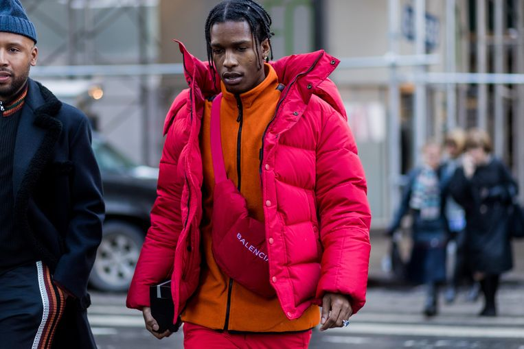 A$AP Rocky. Beeld Getty Images