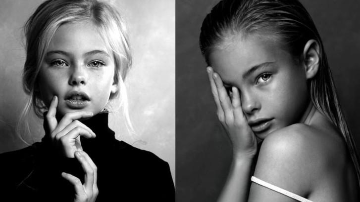 Summer (9) vertrekt voor carrière als model naar New York