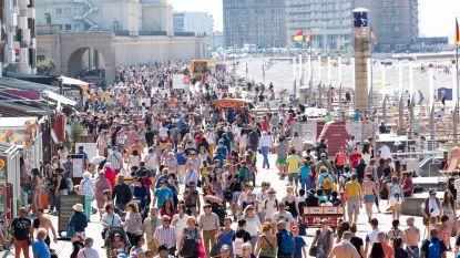 1,6 miljoen Vlaams-Brabanders bezoeken de kust