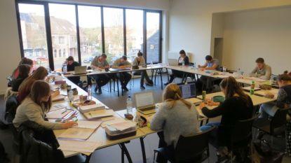 CD&V vraagt stille studieruimtes, bestuur in onderhandeling met verschillende locaties