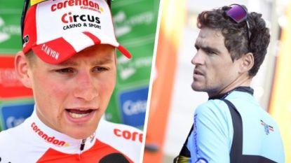 """Van Avermaet heeft geen schrik van Van der Poel: """"De sterkste wint zondag, niet de snelste"""""""
