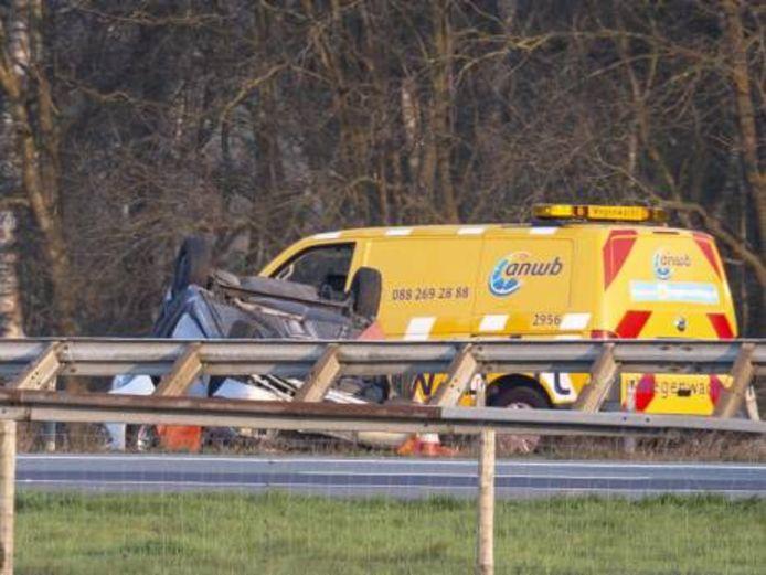 Dodelijk ongeval bij Lochem.