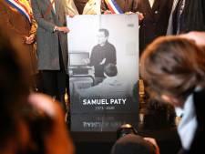 """Les derniers mails entre Samuel Paty et ses collègues révélés: """"Je suis menacé par les islamistes locaux"""""""