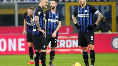 Inter en Nainggolan verliezen van staartploeg Bologna