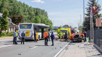 Man in levensgevaar na aanrijding door Lijnbus, buschauffeur test positief op verschillende soorten drugs