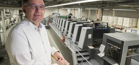 Drukker AGI van de Steeg Enschede sluit: 95 banen weg