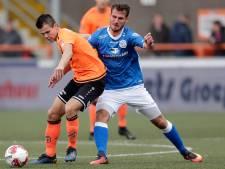 Trotman redt een punt voor FC Den Bosch in Volendam