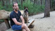 Gifstrooier slaat toe op hondenweide
