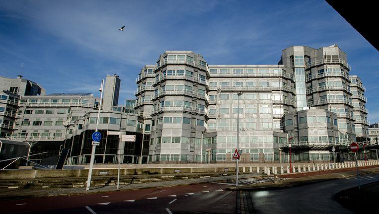 Het hoofdkantoor van de AIVD in Zoetermeer. Beeld anp