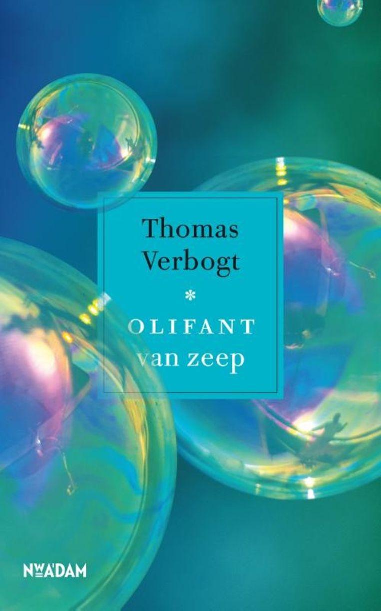 Thomas Verbogt: Olifant van zeep. Beeld