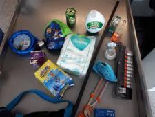 Politie houdt winkeldief aan in Borculo