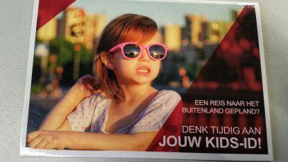 Kids-ID vervalt? Gemeente stuurt herinnering op postkaart