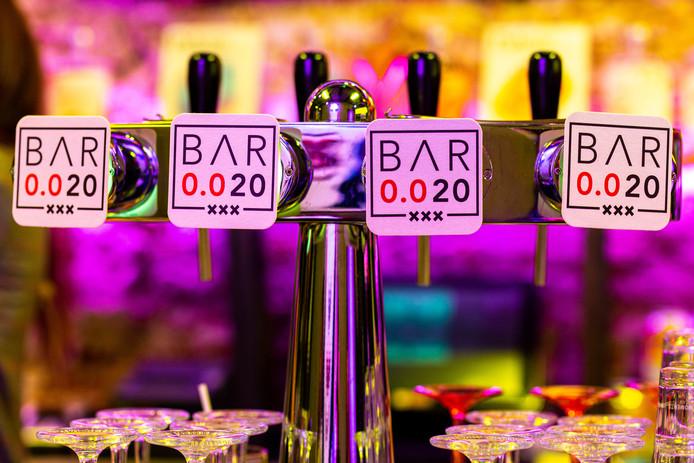 Kroeg zonder alcohol: Bar 0.020.
