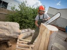 Weekend in Enschede: yoga, openluchtbios en houtsculpturen maken