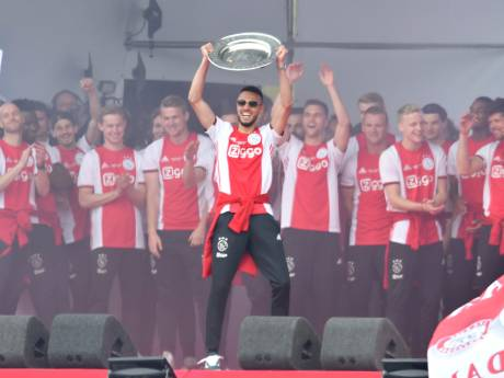 Ajax-kampioen Noussair Mazraoui (21) is een parel