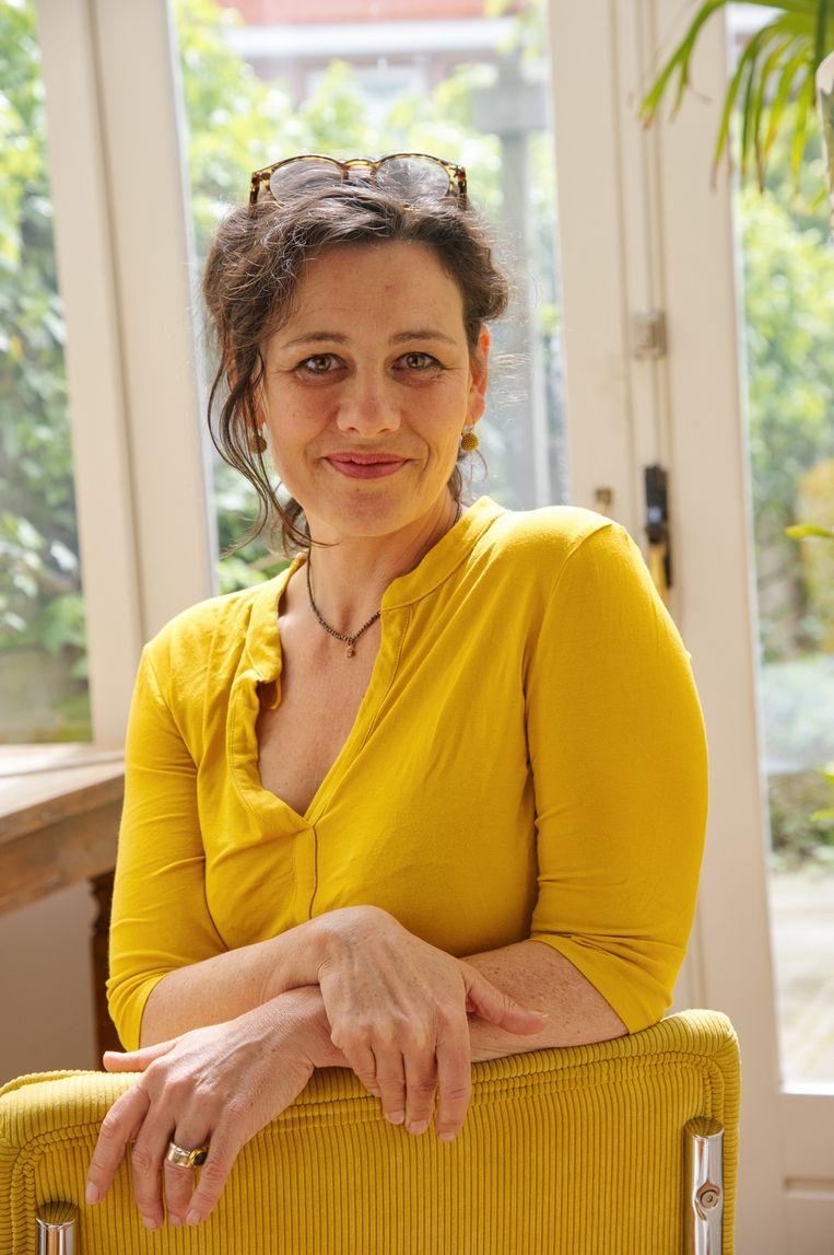 Daphne van Paassen. Beeld