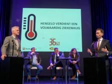 Provinciale lijsttrekkers in Hengeloos Peil