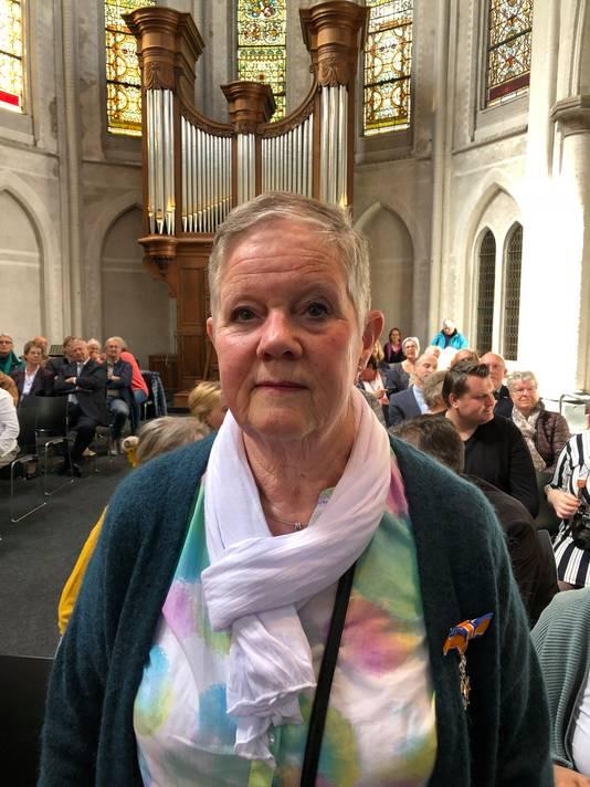 Emmie van Bijnen-Haentjens (70) Lid in de Orde van Oranje-Nassau