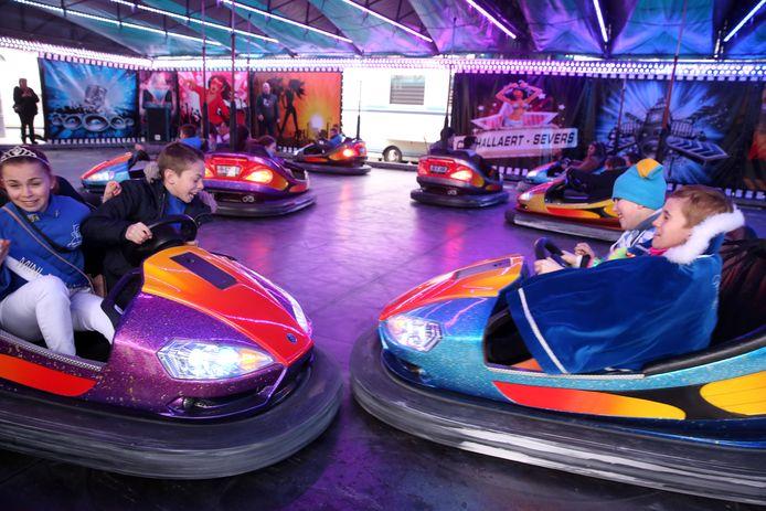 Dit weekend opent de Carnavalfoor in Halle, één van de grootste kermissen van het land.