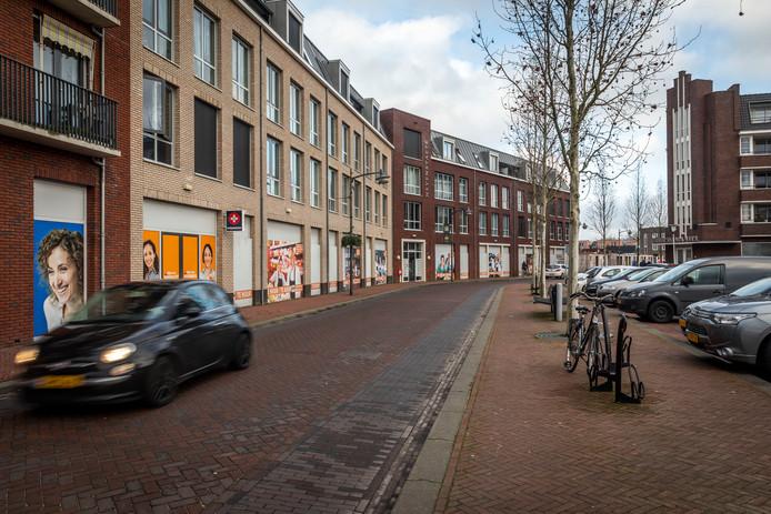 De Heistraat in Helmond.