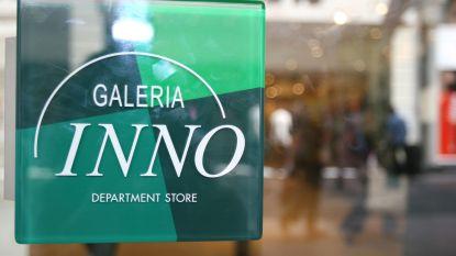 Geen jobs bedreigd bij Galeria Inno door herstructurering moederbedrijf