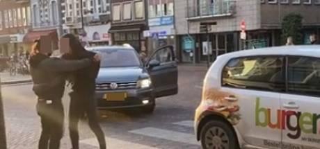 Hamburgerbezorger gaat door het lint in Nijmegen en krijgt ontslag: 'Dit gedrag is absurd'