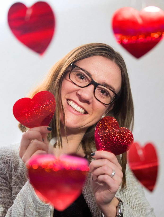 Manon Balkenende is altijd op zoek naar de 'perfecte match'. Als makelaar, maar ook als 'liefdeskoppelaar'.