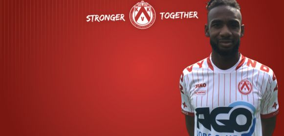 Ilombe Mboyo, terug van weggeweest bij KV Kortrijk