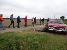 Lopen rond 'verdronken dorp' Leuffen: hoe de rivier de huizen nam