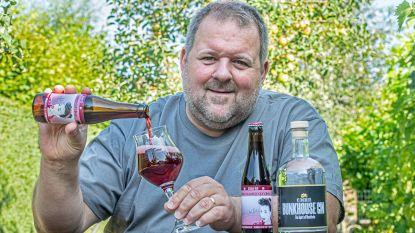 Huisbrouwerij Klondiker lanceert frambozenbier  én gin