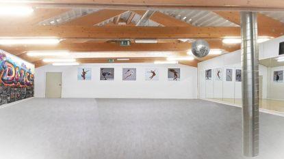 Nieuwe dans- en ontspanningsruimte doet stof opwaaien