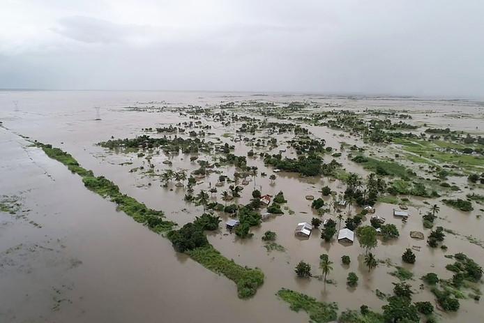 Zeker tweehonderd mensen kwamen om het leven als gevolg van de cycloon Idai.
