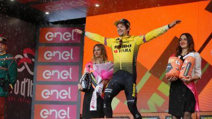 QUIZ. Goed opgelet in de eerste week van de Giro? Tien vragen om jouw volgersoog te testen