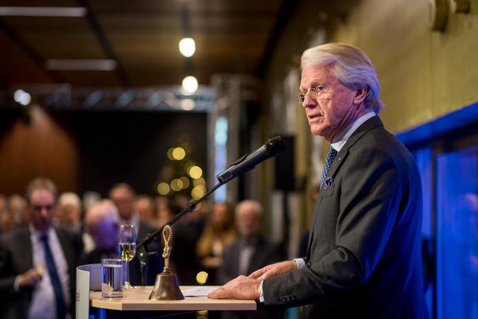 Boele Staal, voormalig waarnemend commissaris van de Koning in Overijssel, voorkwam een twexit.