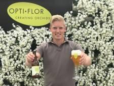 Bier van bloemen? Dat maken ze in het Westland gewoon: 'Zachte en frisse smaak'