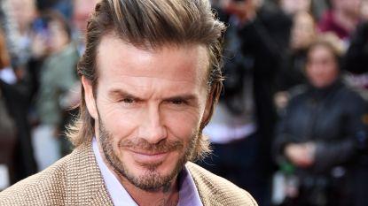 David Beckham gaat docu's en tv-programma's maken