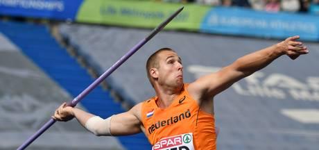 Nederlands record speerwerper Van Ophem niet erkend