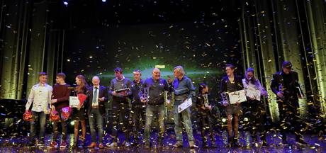 Bart Nieuwkoop en Ellen Walrave Sportman en Sportvrouw van het Jaar in Bergen op Zoom
