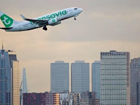 Twee vluchten naar Rotterdam moeten tussenlanding maken