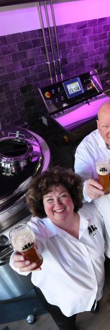 De Dikke brengt weer leven in de Wijkse brouwerij